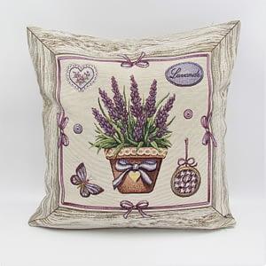 Kissen Lavendel
