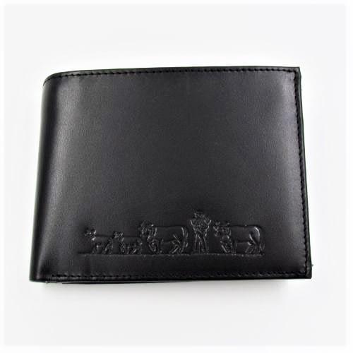 Portemonnaie mit Alpaufzug