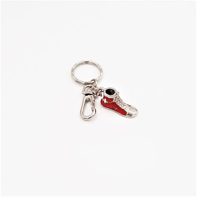 Schlüsselanhänger mit Sneaker