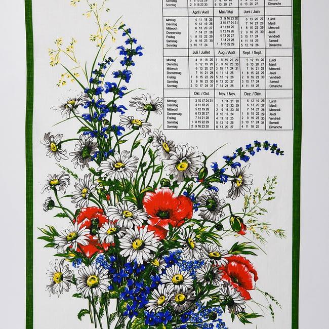 Kalender Kreier 2022 Blumen
