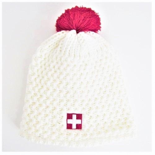 Mütze mit Pommel