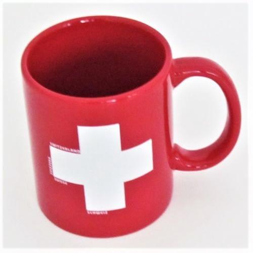 Mug mit CH-Kreuz