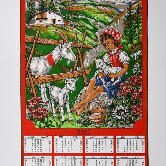 Kreier Kalender Heidi