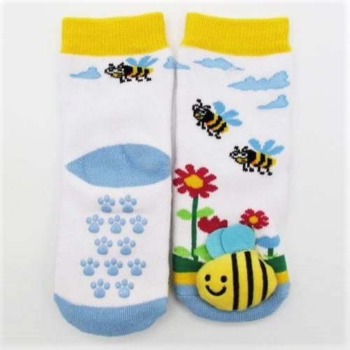 Rasselsocken Bienen