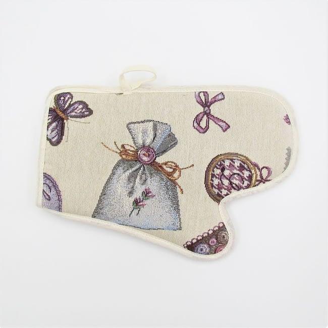 Topfhandschuh Lavendel